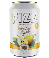 Fizz Pear Light_0,33l_purk