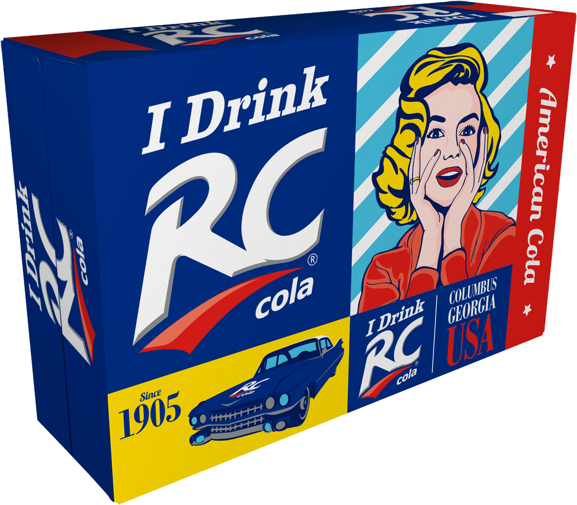 rc cola 5 to 1 concentrate (5 parts soda water to 1 part syrup) only dispense the amount you want to mix a drink, no waste and save money now you can always have fresh soda on demand.