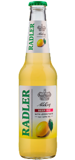 Radler Lemon_0,33l